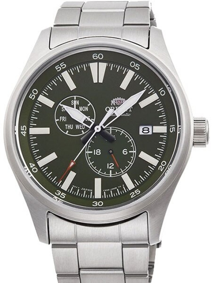 Orient Gen. II Automatic Field Watch with Hand Winding, and Hacking #RA-AK0402E10A