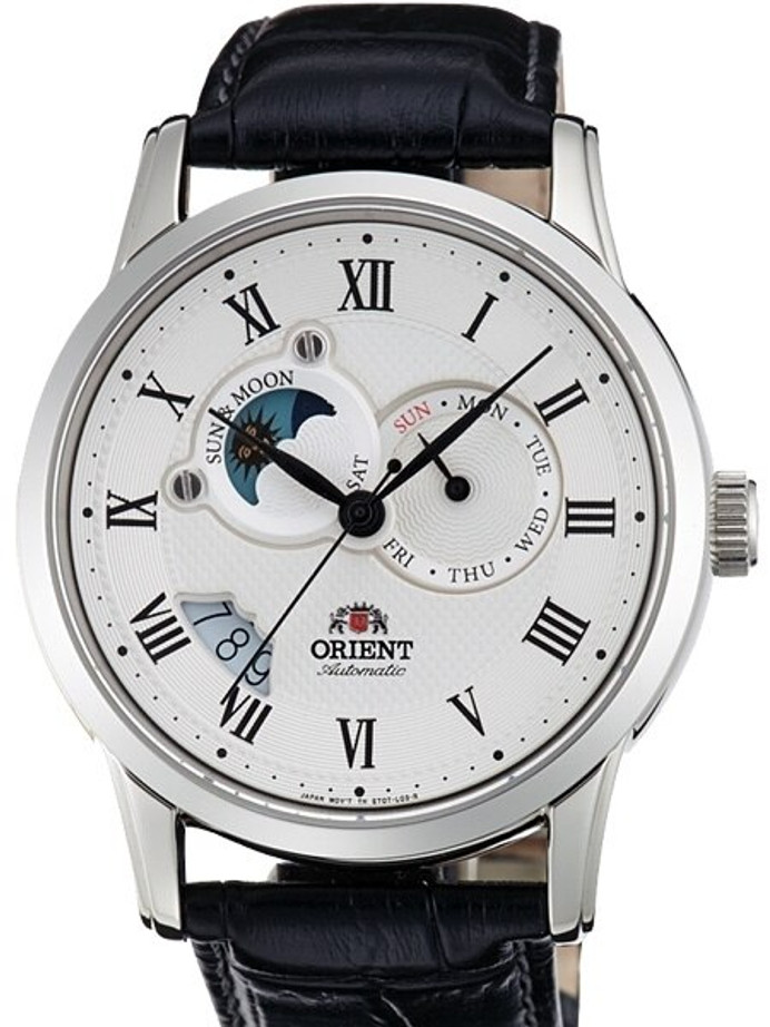 Orient Automatic Watch with Sapphire Crystal #ET0T002S