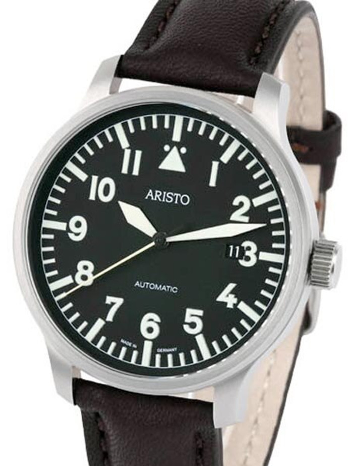 Aristo 3H114 42mm Aviator Swiss ETA Automatic (self-winding) Watch