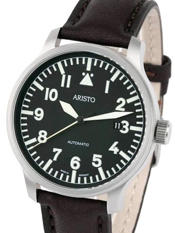 Aristo 3H114 42mm Aviator Swiss ETA Automatic (self-winding) Watch