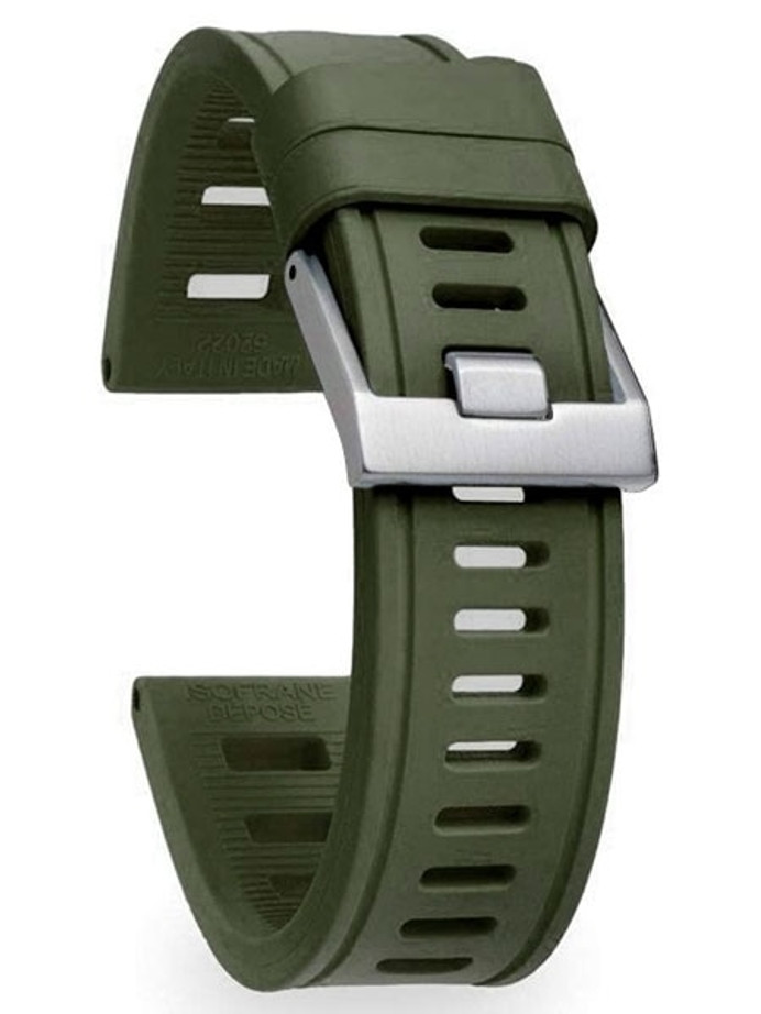 ISOfrane Hypoallergenic Dive Strap with Ventilation Bars and Adjustment Slots #ISO-04