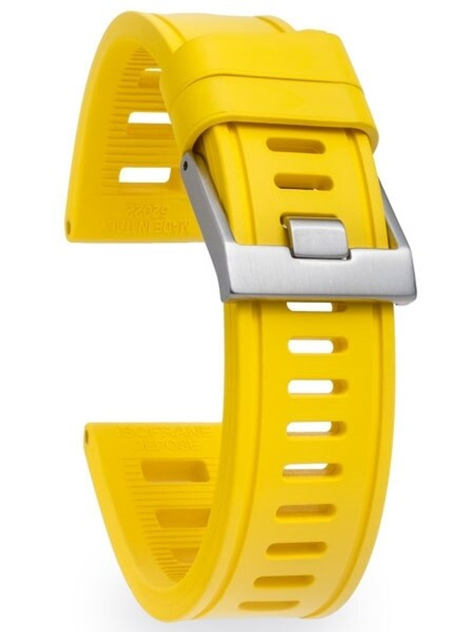 ISOfrane Hypoallergenic Dive Strap with Ventilation Bars and Adjustment Slots #ISO-06