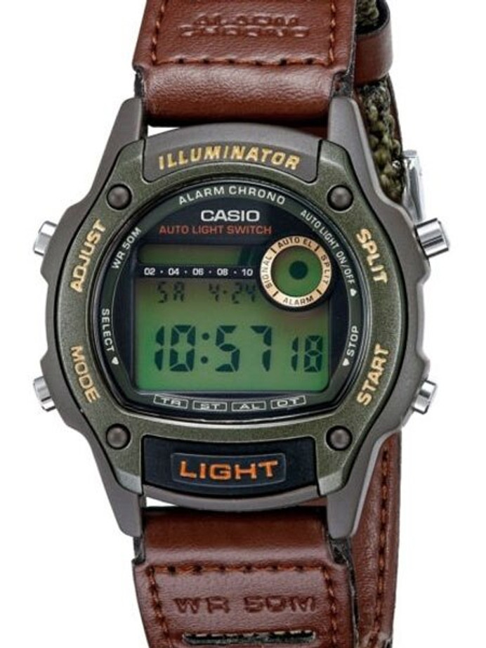 Casio Sport Multi-Function Watch with Alarm and Stopwatch #W-94HF-3A