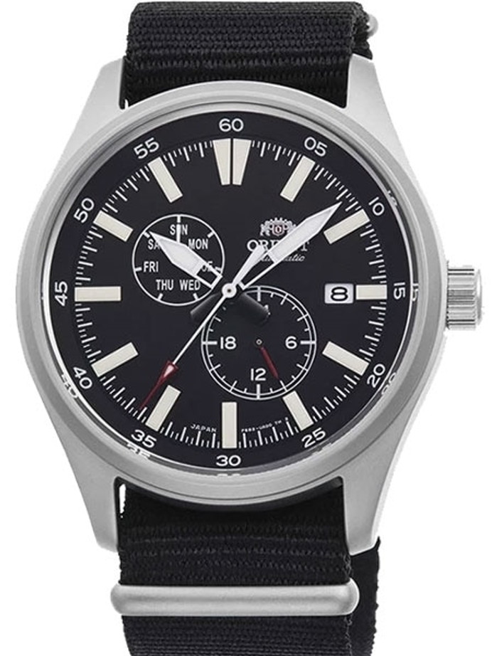 Orient Gen. II Automatic Field Watch with Hand Winding, and Hacking #RA-AK0404B10A