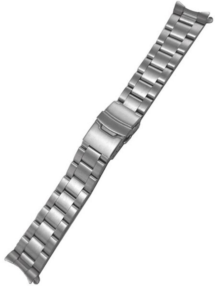 Vollmer Satin Finished Bracelet with Deployant Clasp #16050H7 (20mm)