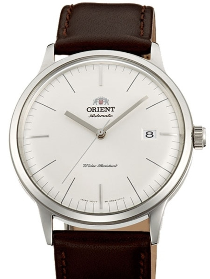 Orient V3 Generation Two, Automatic Dress Watch with White Dial #AC0000EW