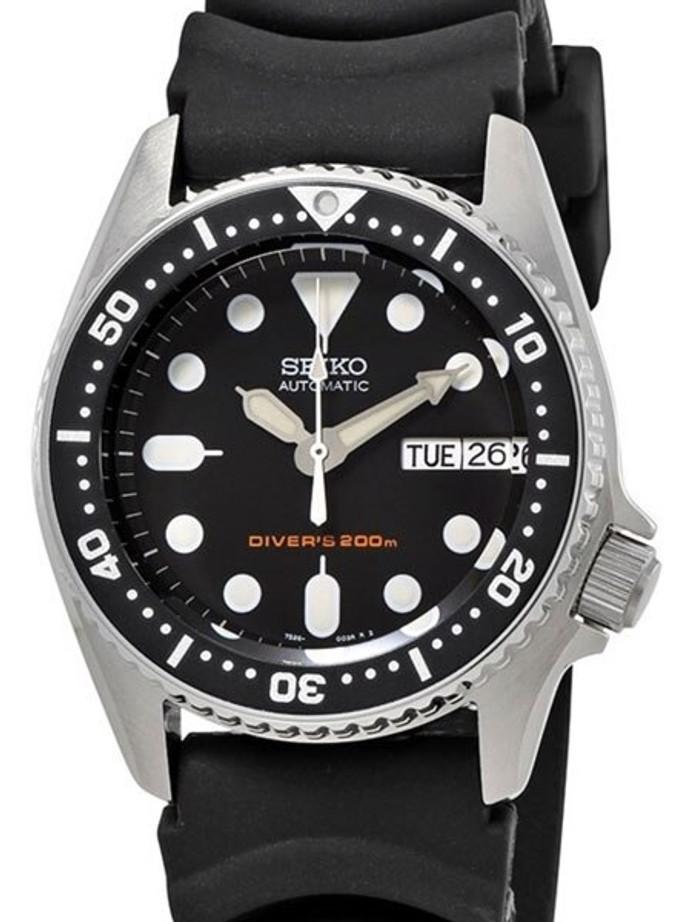 Customized Seiko Automatic Dive Watch #SKX013K1