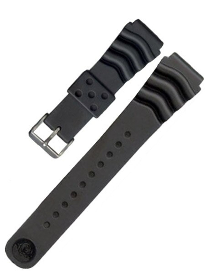 Seiko Rubber Dive Strap For Monster Series SKX781 and SKX779 Watches #4K30ZZ