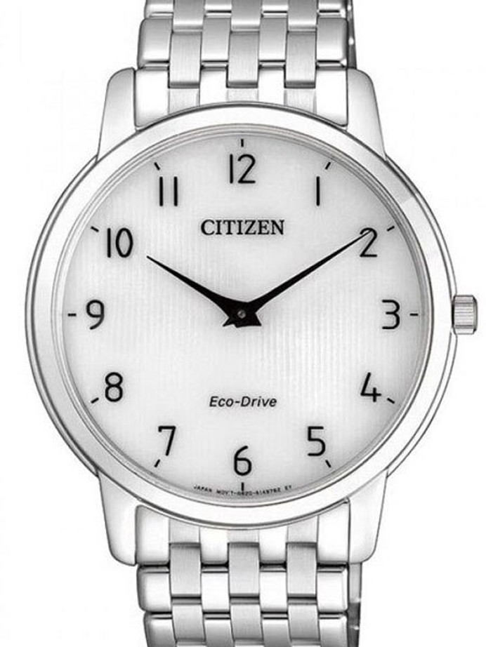 Citizen Stiletto Ultra-Thin Eco-Drive Dress Watch with Sapphire Crystal #AR1130-81A