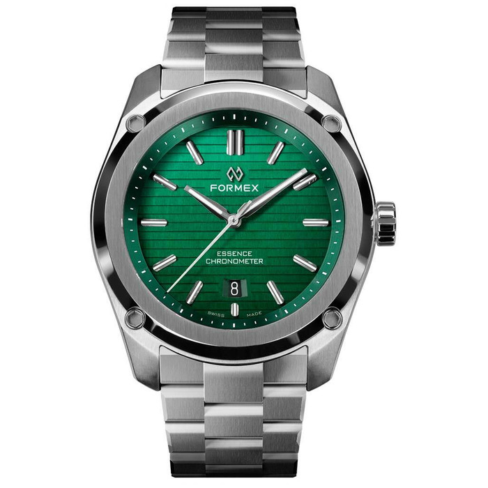 Formex Essence ThirtyNine Swiss Automatic Chronometer with Green Dial #0333-1-6600-100