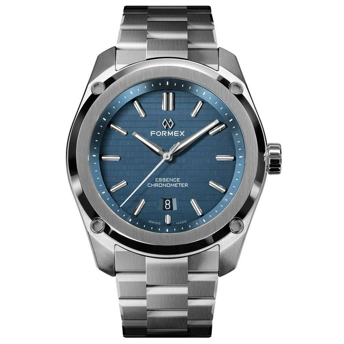 Formex Essence ThirtyNine Swiss Automatic Chronometer with Blue Dial #0333-1-6631-100