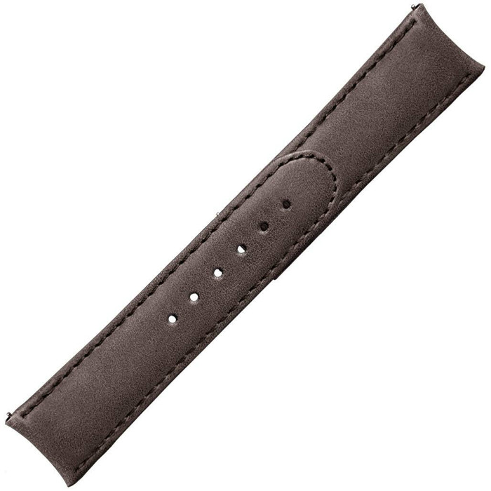 Formex 20mm ESSENCE 39 Brown Leather Strap (without clasp) #CLS-0333-722