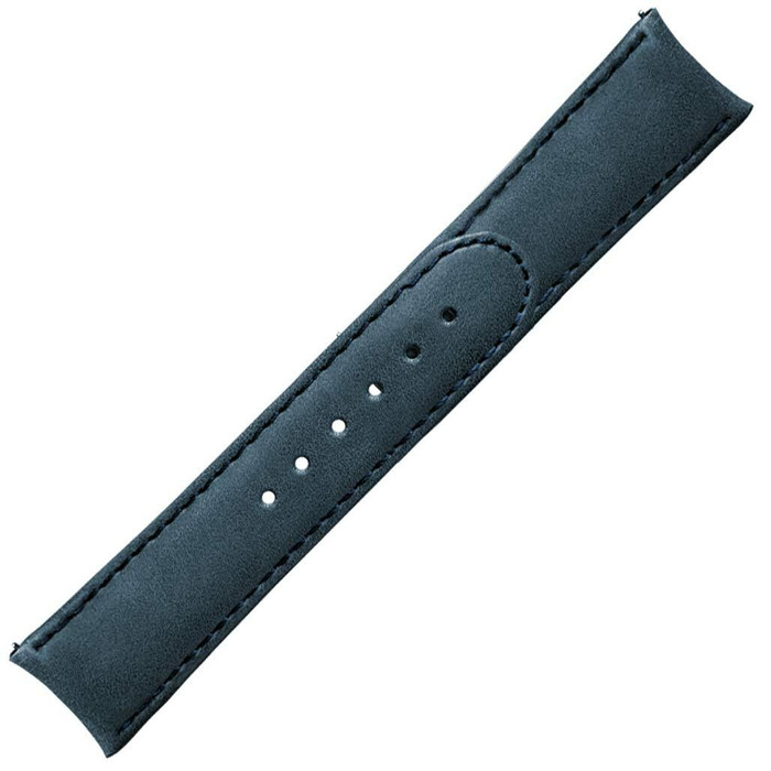 Formex 20mm ESSENCE 39 Blue Leather Strap (without clasp) #CLS-0333-744