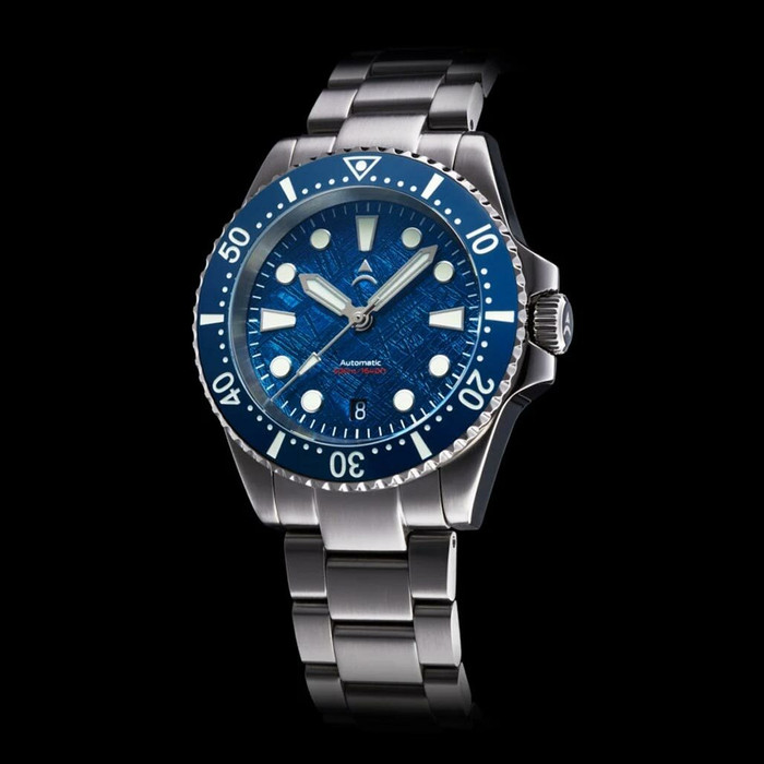 Axios Ironclad 500-Meter Swiss Automatic Dive Watch with DD AR Sapphire Crystal #AX-IC-05