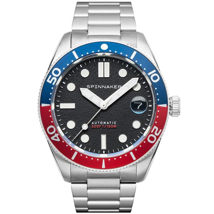 Spinnaker 40mm Croft Elemental 150-Meter Automatic Dive Watch #SP-5100-11