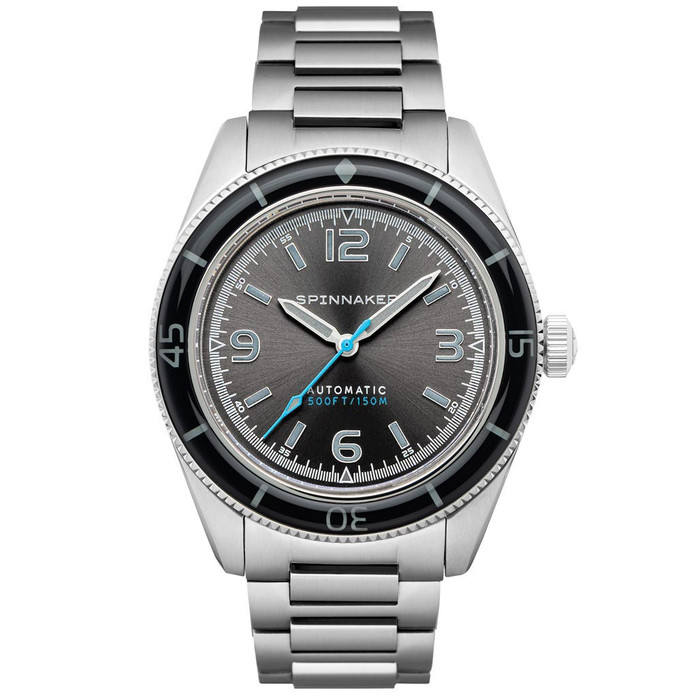Spinnaker-IW Fleuss Limited Edition Automatic 43mm Sport Dive Watch #SP-5055-LIW11
