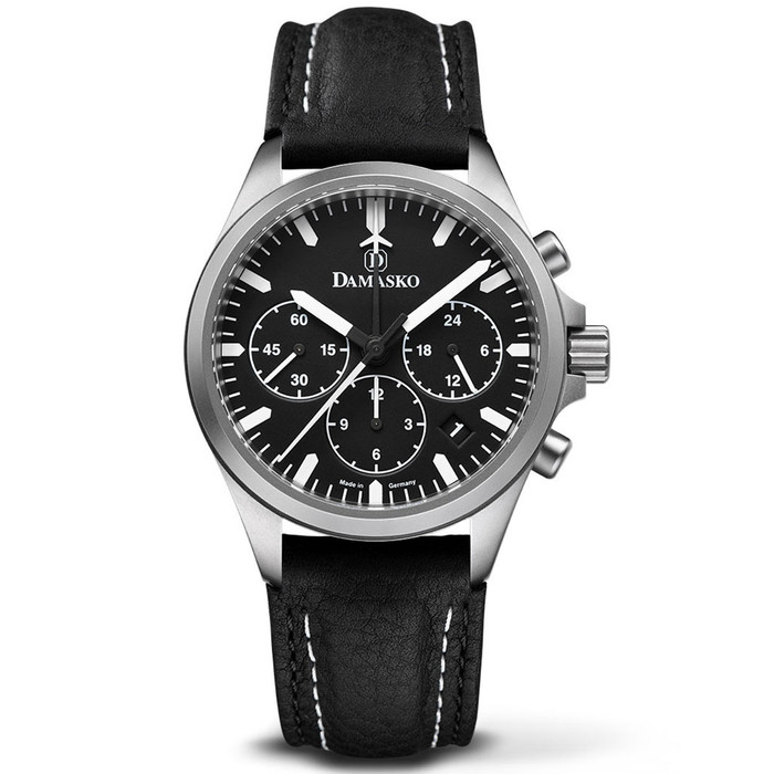 Damasko 41mm Chronograph with a Unique 60-Minute Stopwatch Function #DC76