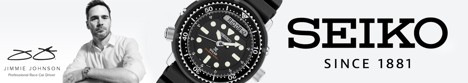 Seiko Watches - Seiko Divers, Seiko Automatic, Seiko Dress Watches