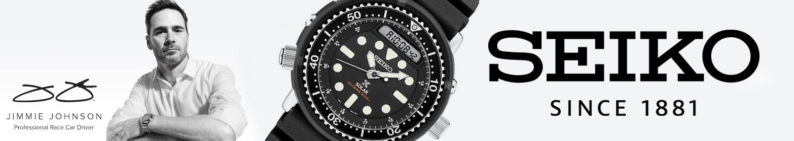 Seiko Watches - Seiko Divers, Seiko Automatic, Seiko Dress Watches