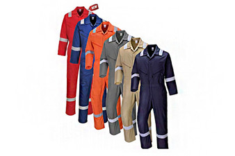 PORTWEST Bizflame Fire Resistant Coverall