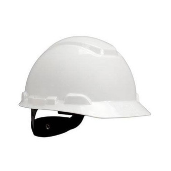 HARD HAT WITH RATCHET SUSPENSION