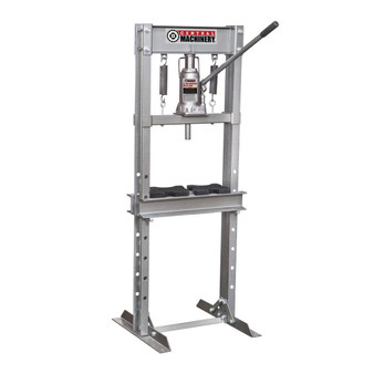 CENTRAL MACHINERY H-Frame Industrial Heavy Duty Floor Shop Press