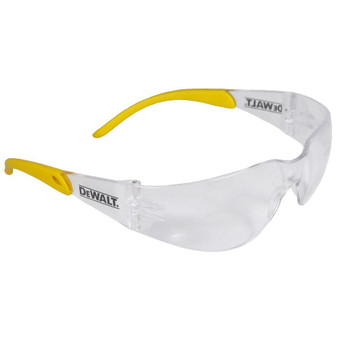 Clear Lenses, Anti-Fog, Scratch Resistant, Frameless Safety Glasses