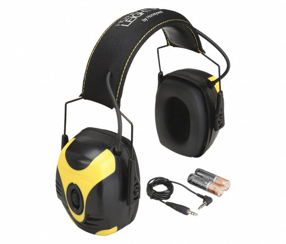 3M Over-The-Head Industrial Ear Muffs, Noise Reduction Rating NRR