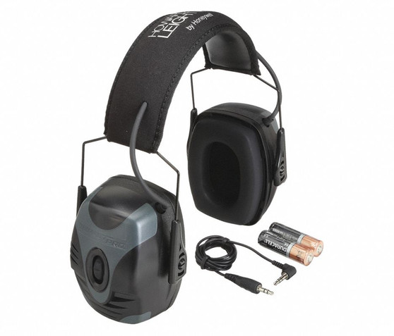 Over-The-Head Ear Muff, 30dB Noise Reduction NRR
