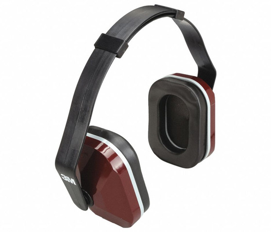 Multi-Position Ear Muffs, 22dB Noise Reduction Rating NRR, Dielectric