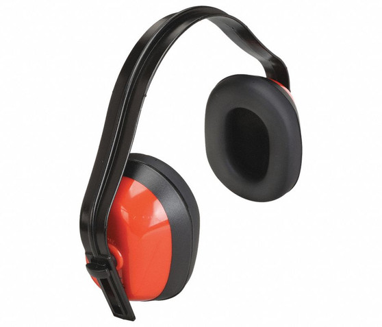 Condor Multi-Position Ear Muffs, 21db Noise Reduction Rating NRR, Dielectric