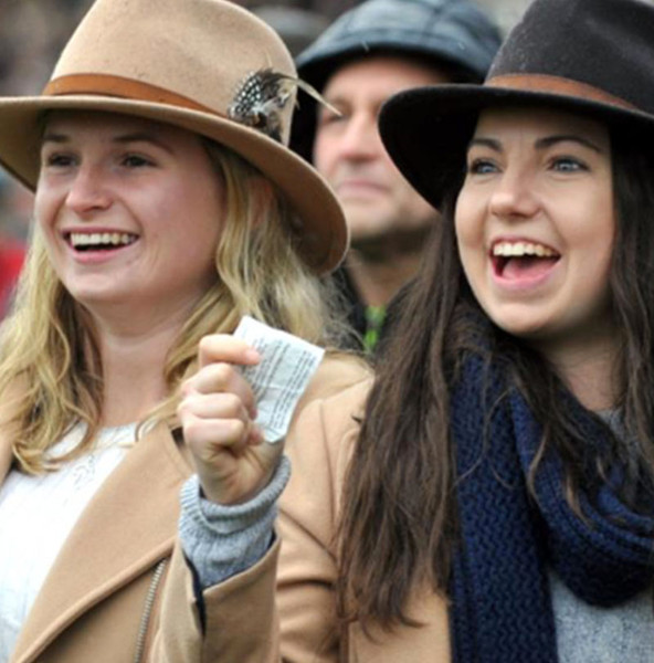 Look The Part At The Races And The Cheltenham Festival