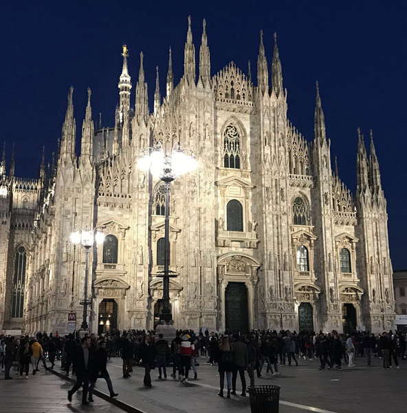 Milan's Cosmopolitan City of Culture