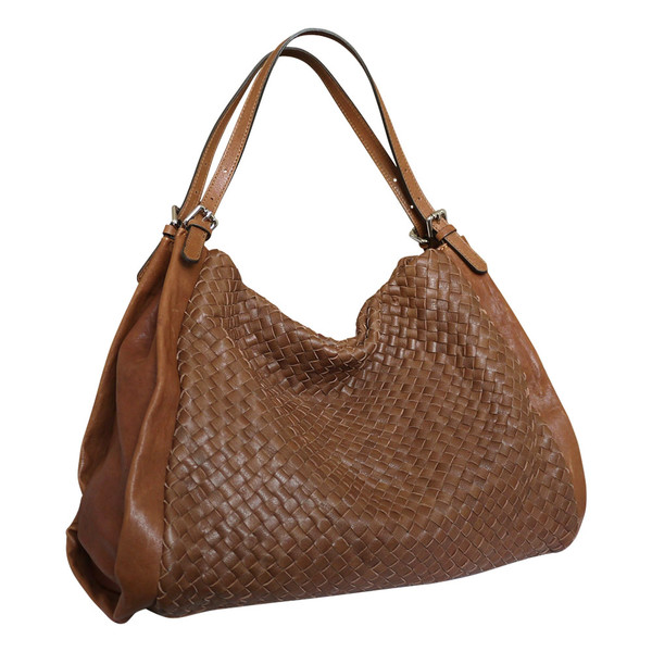 Suppliers of Roberto Pancani Woven Leather Bags