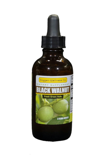 Black Walnut Extract 2oz