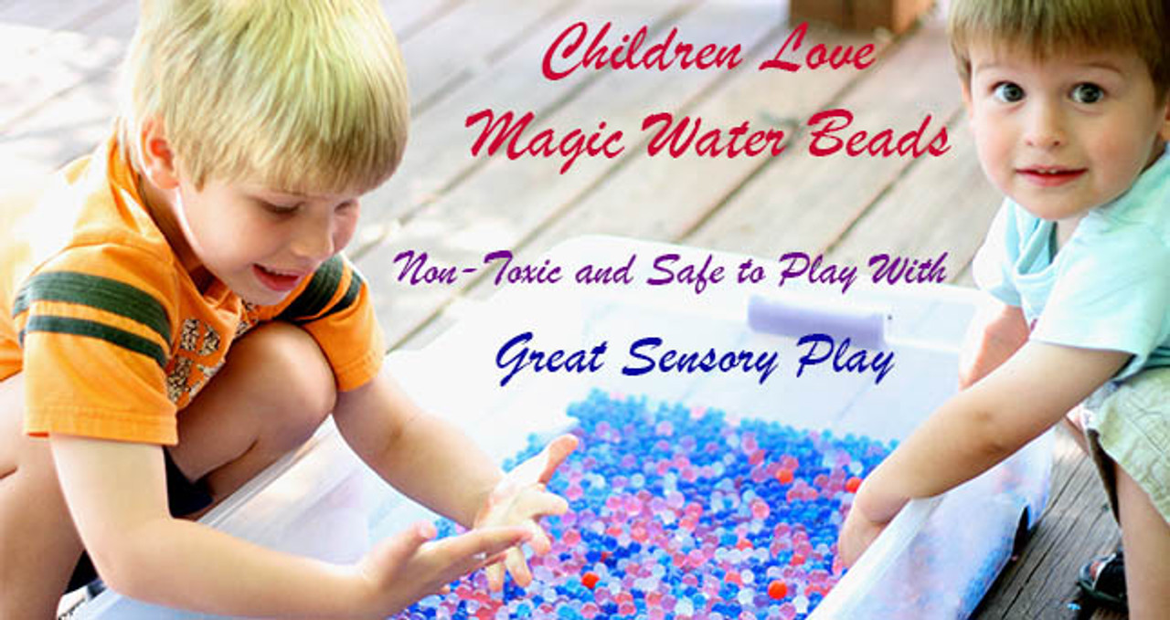 Water Beads for Kids