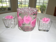 Decorate with Water Beads