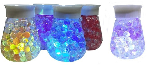 Water Bead LED Fragrance Jars