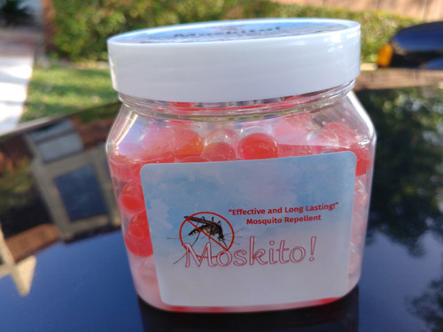 Moskito Water Bead Jars
