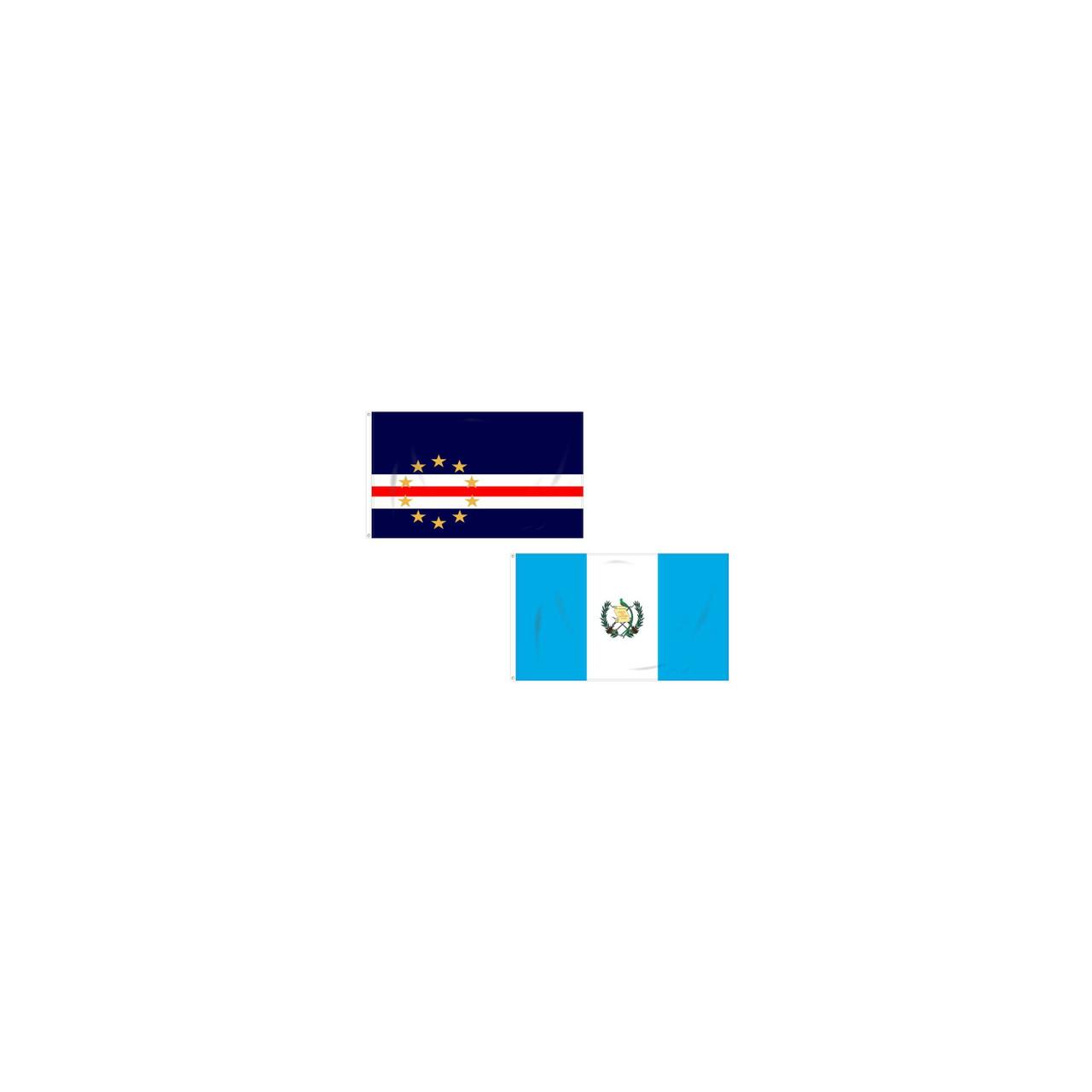 Cape Verde - Guatemala
