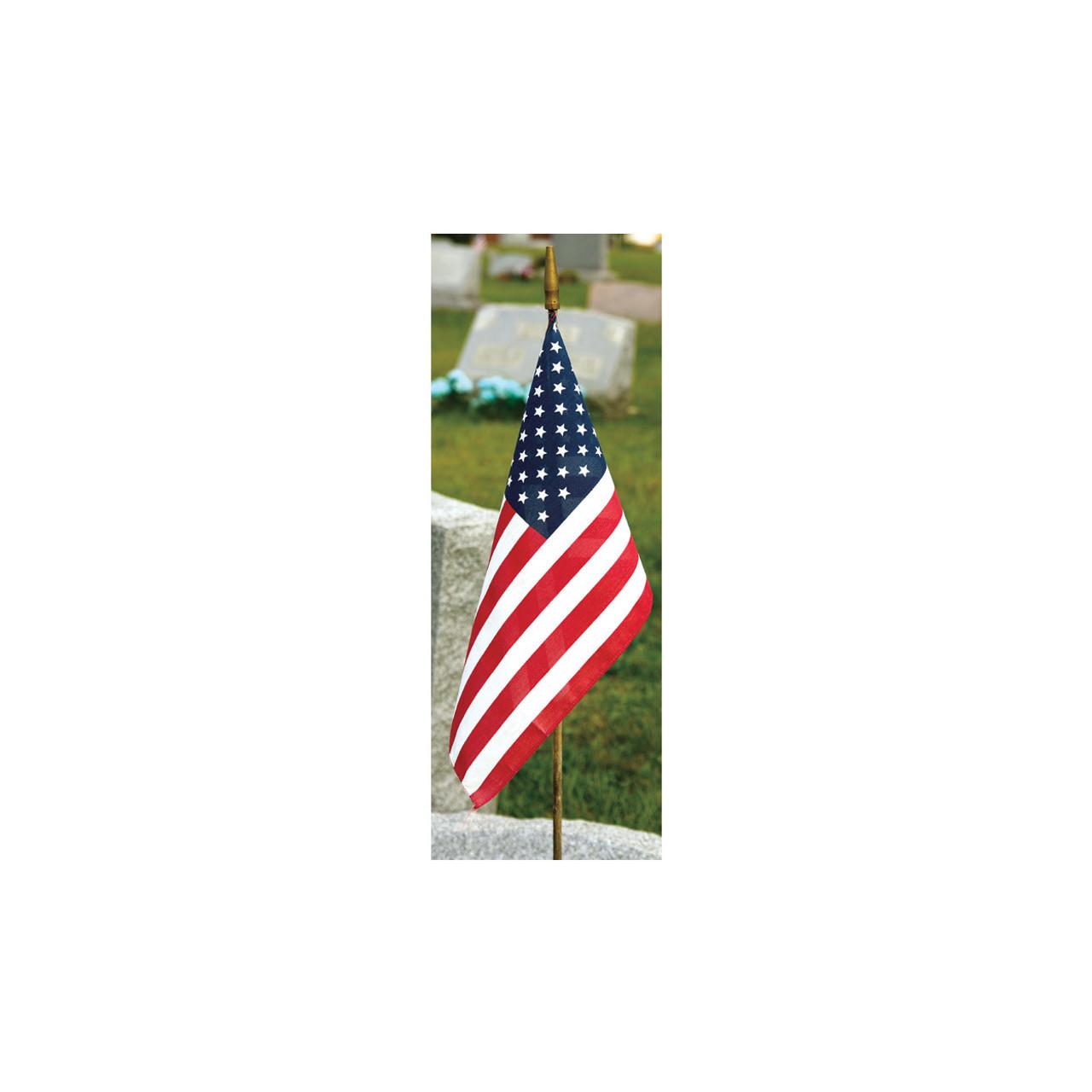 USA Mounted Flags