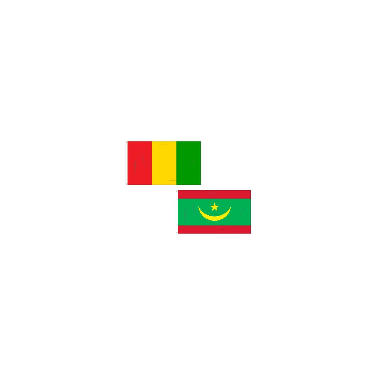 Guinea - Mauritania