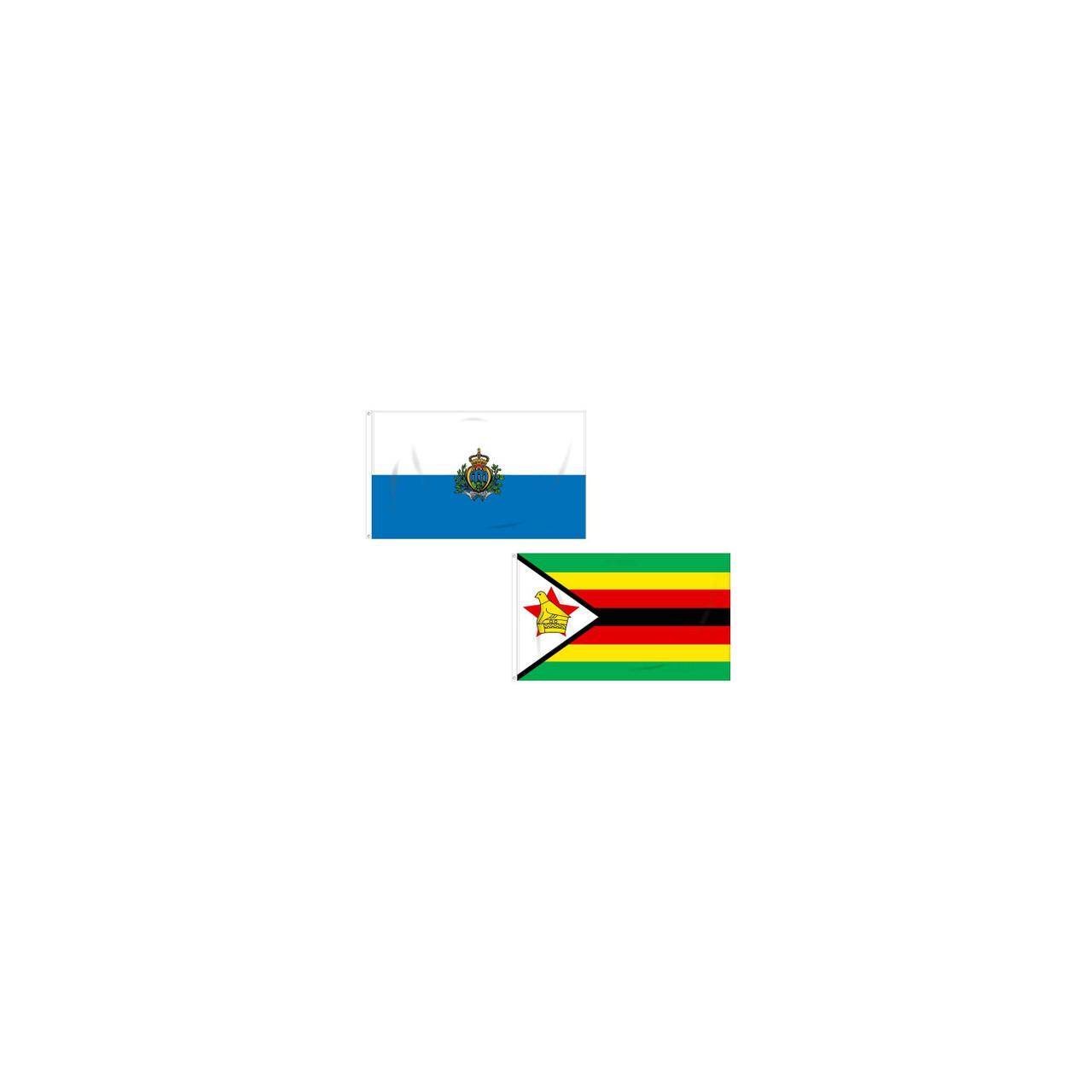 San Marino - Zimbabwe