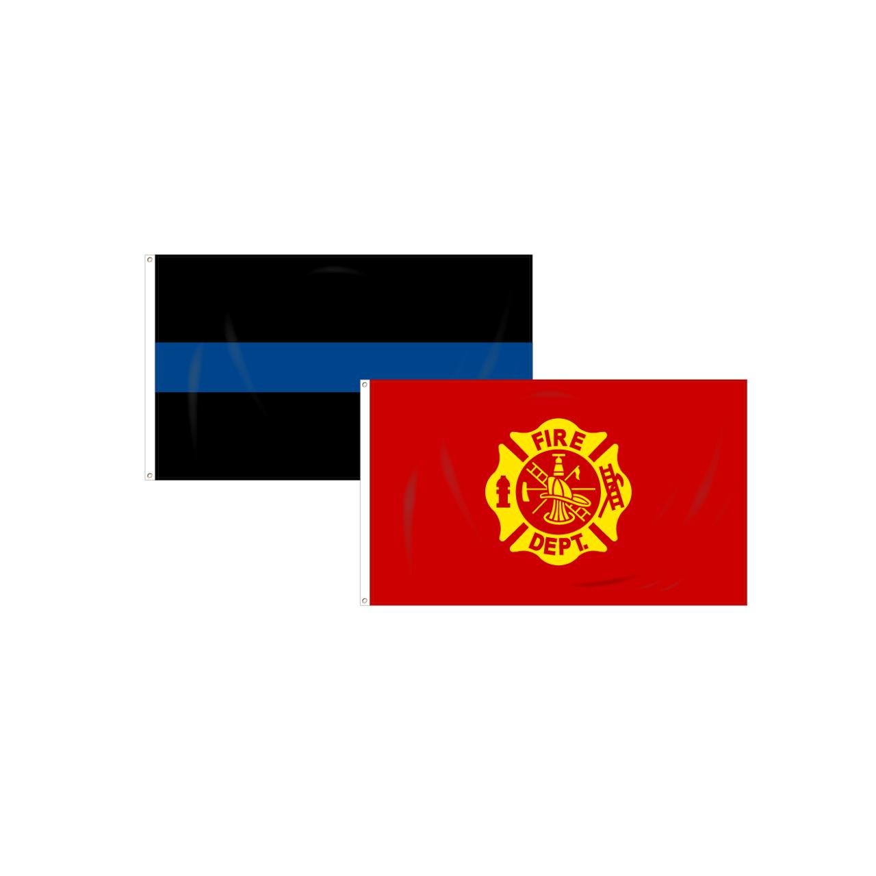 Civilian Police & Fire