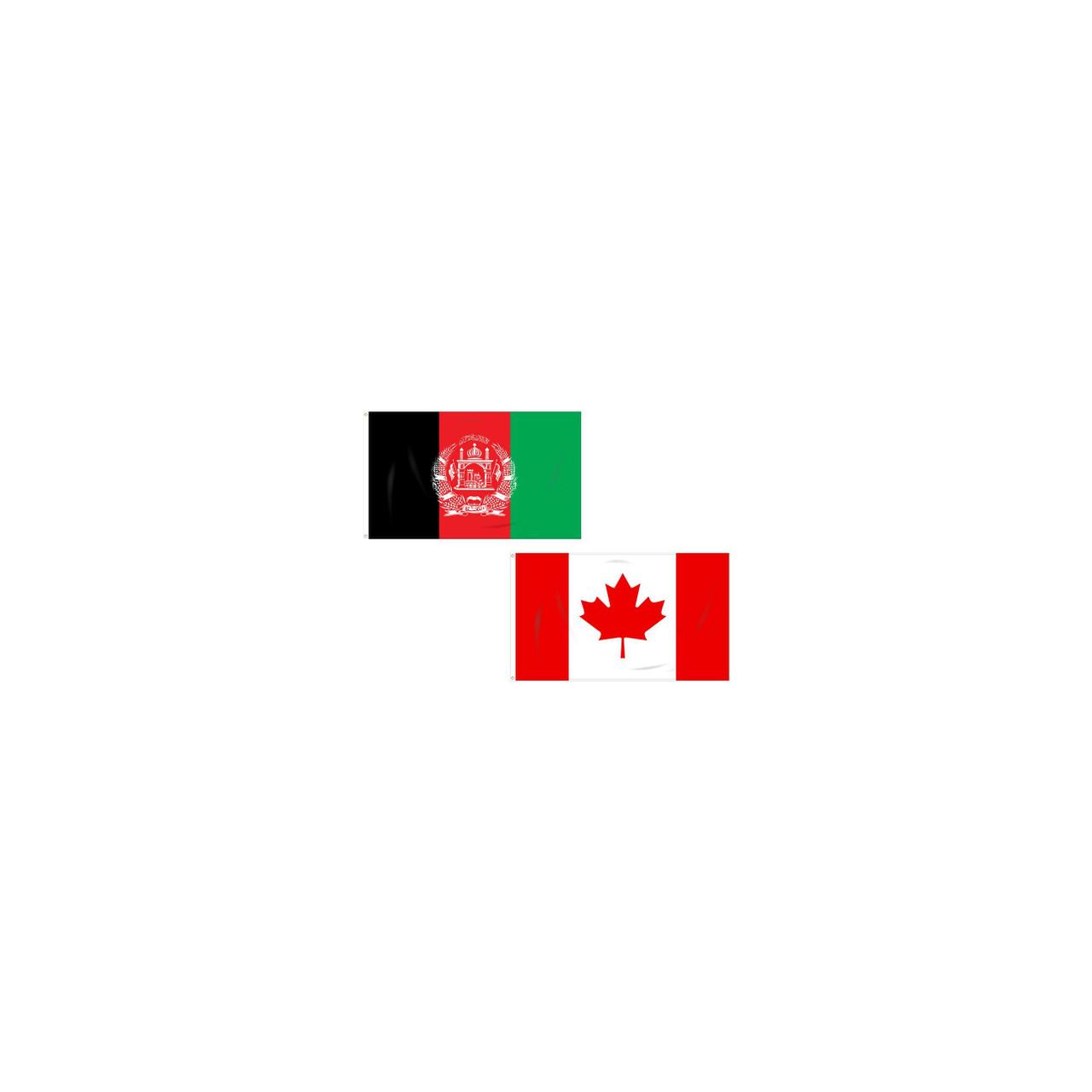 Afghanistan - Canada