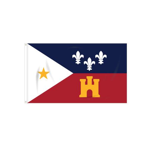 Acadiana Flag
