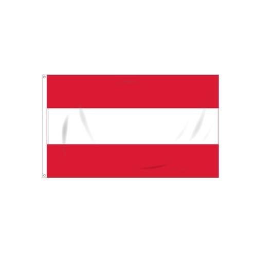 Austria - No Eagle Flag