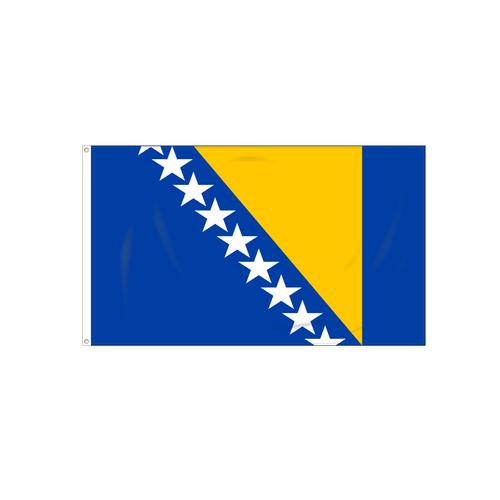 Bosnia & Herzegovina Flag