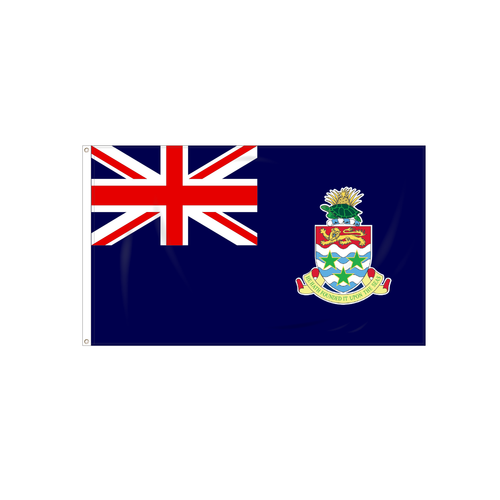 Cayman Islands(Blue) Flag