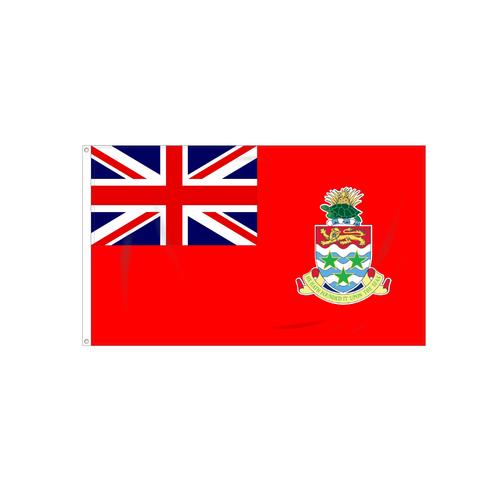 Cayman Islands(Red) Flag